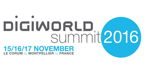 Digiworld Summit 2016