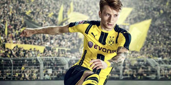 fifa 17 reus - FIFA Mobile
