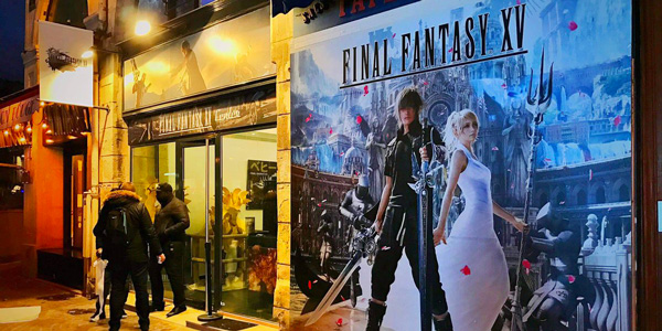 final fantasy xv center