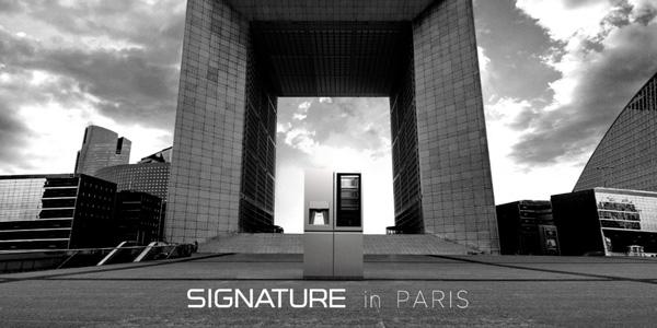 lg signature in paris