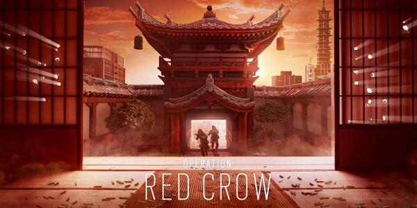 Opération Red Crow Rainbow Six Siege