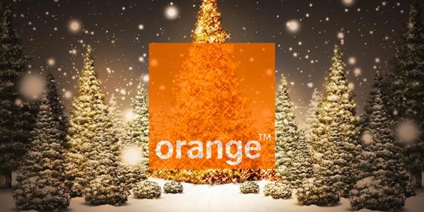 orange Big Noël
