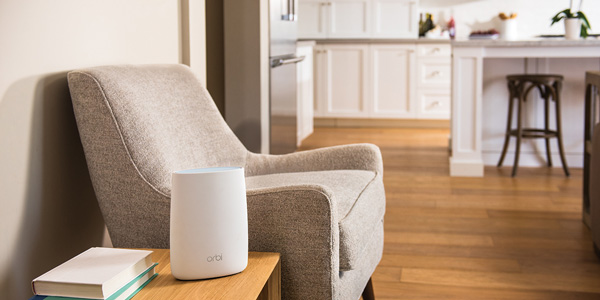Wi-Fi Orbi – Netgear présente le modèle RBK20 !