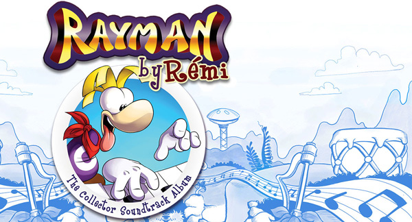 rayman by remi