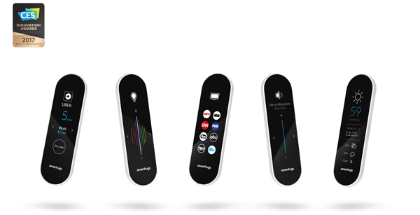 smart remote Sevenhugs