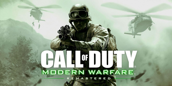 Call of Duty : Modern Warfare Remastered - Call Of Duty: Modern Warfare Remastered