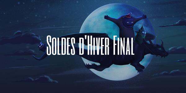 Les soldes d hiver touchent leur fin sur actualites hightech jeux video cinema - Fin des soldes d hiver ...