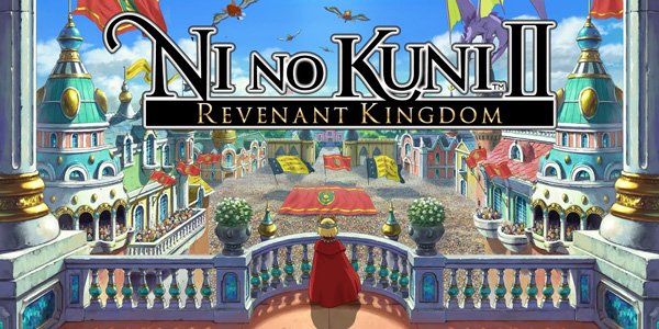 Ni no Kuni II : Revenant Kingdom - Ni no Kuni II: Revenant Kingdom