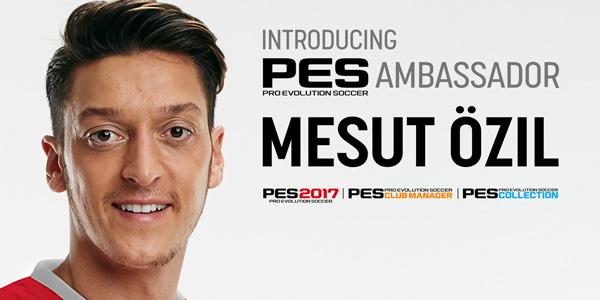 PES 2017 - Mesut Özil
