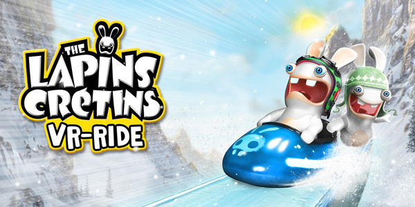 The Lapins Crétins – VR-Ride
