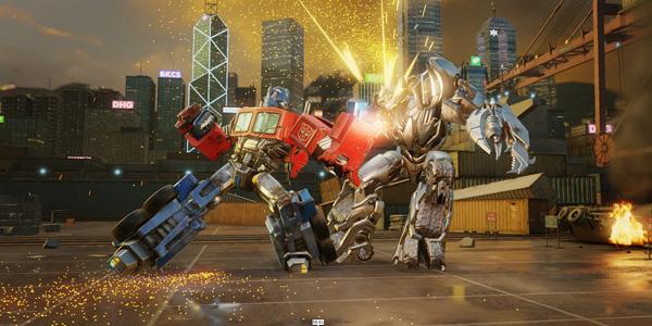 Transformers : Forgés pour combattre