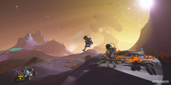 On a testé Astroneer en Early Access !
