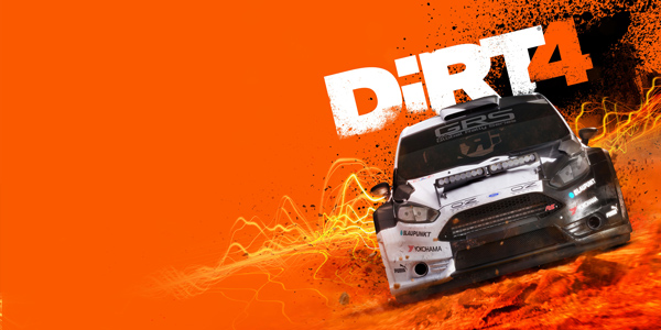 DiRT 4 Key Art DiRT World Championships