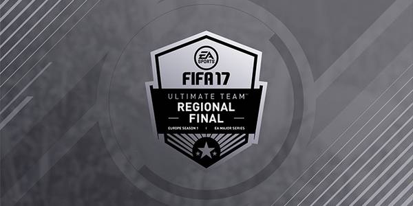 FIFA 17 Ultimate Team Regional Final Paris