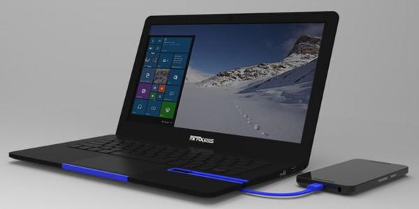 Transformez votre smartphone en PC avec le Mirabook !