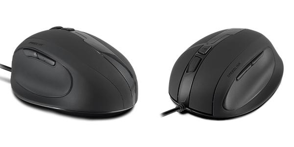 Obsidia – La nouvelle souris au design ergonomique de Speedlink !