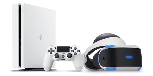 La PS4 Glacier White sera disponible le 24 janvier !