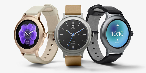 Android Wear 2.0 - LG WATCH