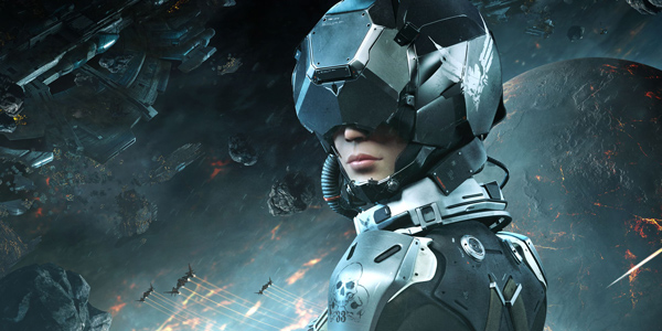 EVE : Valkyrie s'émancipe avec Warzone, disponible maintenant !