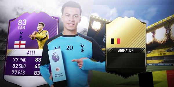 FIFA 17 - SBC Dele Alli - AxoSkill