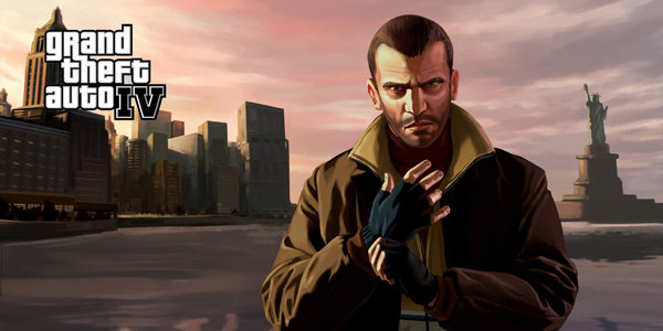 Grand Theft Auto IV - GTA IV