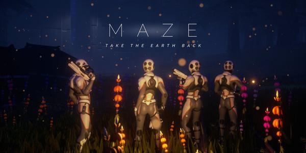 IronEqual Maze