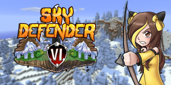 Minecraft Sky Defender VI The Miss Addict