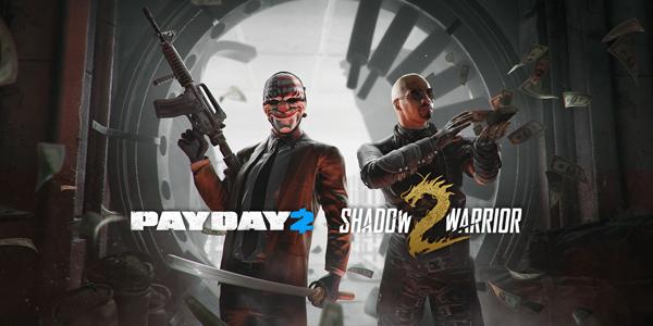 Shadow Warrior 2 x Payday 2
