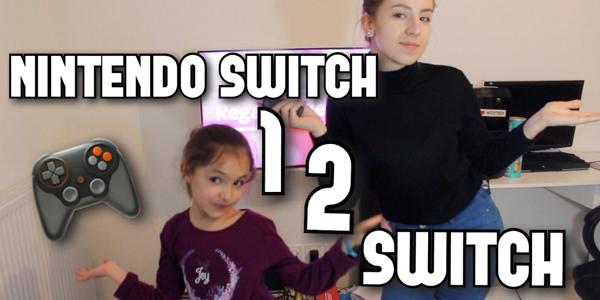 Emmaanyone joue à la Nintendo Switch