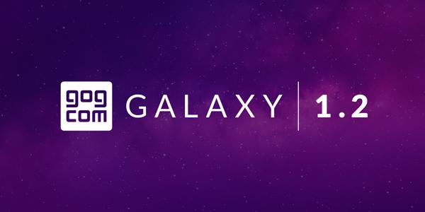 GOG Galaxy 1.2