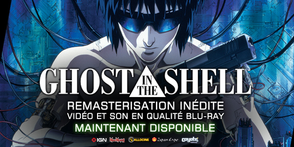 Ghost In The Shell Remasterisation