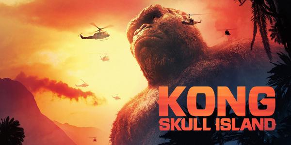 KONG SKULL ISLAND - King Kong