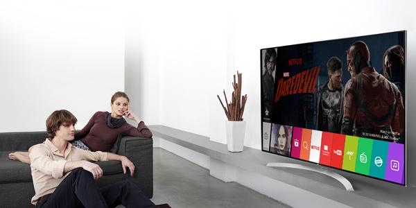 LG Netflix