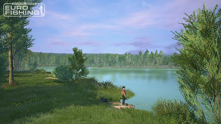 Dovetail games annonce le lencement de euro fishing sur for Ps4 fishing games 2017