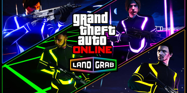 GTA Online LANDGRAB