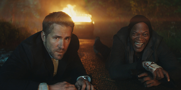 Hitman & Bodyguard - Hitman and Bodyguard