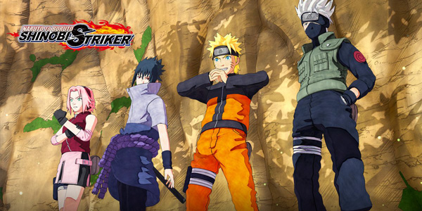 NARUTO TO BORUTO: SHINOBI STRIKER - Naruto to Boruto Shinobi Striker Naruto To Boruto : Shinobi Striker