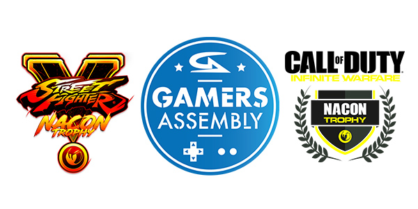 Nacon Gamers Assembly