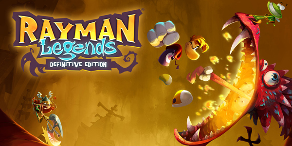 Rayman Legends Definitive Edition est disponible sur Nintendo Switch !