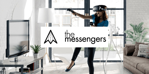 On a joué à Batman Arkham VR sur HTC Vive chez The Messengers !