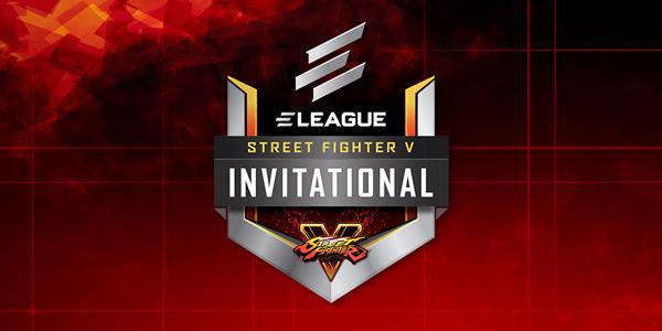 Eleague Street Fighter V Invitational