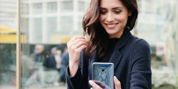 HTC dévoile son nouveau fer de lance, le HTC U11 !