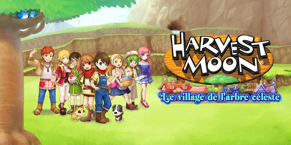 Let's Play – Harvest Moon: Le village de l'Arbre Céleste – Episode 3