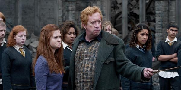 Mark Williams (Arthur Weasley dans Harry Potter) sera à Paris Manga !