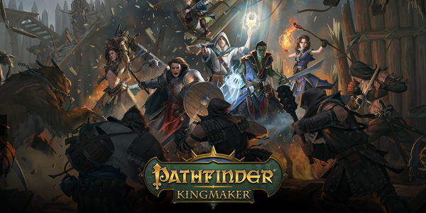 Pathfinder: Kingmaker arrive le 25 septembre !