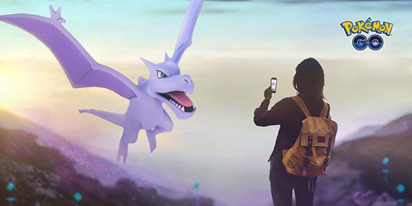 Pokémon Go semaine de l'aventure