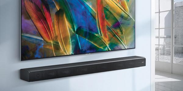Samsung innove et lance deux nouvelles barres de son Sound+ !