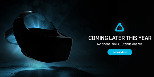 Vive Standalone VR Product