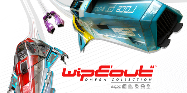 Test – Notre avis sur WipEout Omega Collection (PS4) !