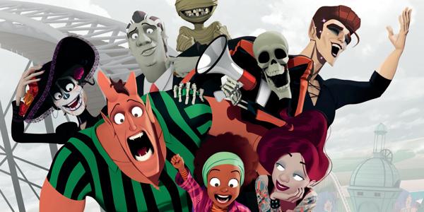 Zombillénium – Découvrez les personnages et l'affiche du film !